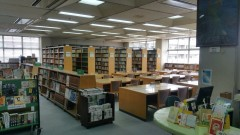 芝浦工業大学図書室